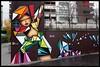 Stoul (Gramgroum) Tags: street art graffiti paris xiii 13 stoul ecole