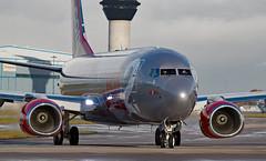 G-JZHJ - Boeing 737-8MG - MAN (Seán Noel O'Connell) Tags: jet2com jet2 gjzhj boeing 7378mg 737 738 manchesterairport man lpa 23l ls781 exs81m