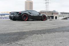 Ferrari 488 GTB - ADV15R Track Spec CS (ADV1WHEELS) Tags: ferrari 488 gtb supercar los angeles california adv1 wheels forged directional rims ben baller luxury car cars