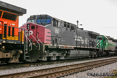 SP 182 | GE AC44CW | NS Forrest Yard (M.J. Scanlon) Tags: memphis tennessee memphisdistrict ns nsmemphisdistrict nsmemphisdistrictwestend nsforrestyard norfolksouthern sp espee southernpacific sp182 ns391 391 ge ac44cw ac400cw unit engine locomotive signal light rail railroad railway train track power horsepower digital freight transportation merchandise commerce business wow haul outdoor outdoors move mover moving southern scanlon canon eos rebel