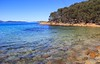 On the other side (rachFNQ) Tags: hazardbeach freycinetnationalpark tasmania eastcoasttasmania australia australianlandscape sescape sea ocean bluewater nature naturephotography nationalpark beautiful