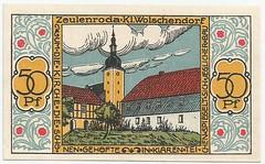 01 (NoeCR) Tags: germany alemania notgeld zeulenroda papelmoneda notafilia worldpapermoney emergencymoney dinerodeemergencia