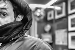 Un jour de la vie d'un photographe - buraliste (johann walter bantz) Tags: composition perspective blackwhite banlieueparisienne pantin bureaudetabac 23mm xpro2 artofvisual fujifilm art portrait