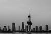 Kuwait Towers (Quade Hermann) Tags: skyline architecture buildings towers kuwait arabiangulf worldculture