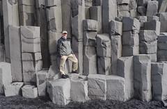Iceland . . . rocks! (ericrstoner) Tags: vik basalt reynisdrangar dyrhlaey columnarbasalt basaltcolumns reynisfjall vkmrdal reynishverfi reynishverfibeach basaltseastacks
