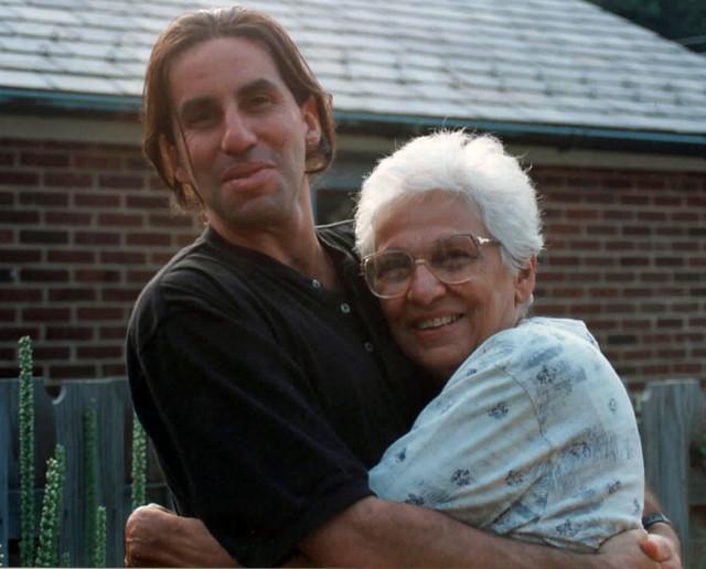 Mom Embrace