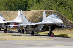 MiG-29 Hungary (Rob Schleiffert) Tags: mig mig29 fulcrum kecskemet hungarianairforce