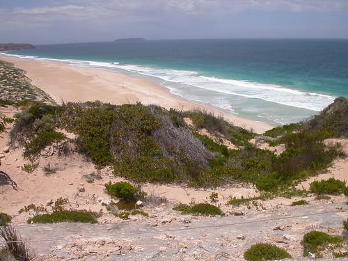 DSCN5007 cove nr wreck of the Ethel, Yorke Peninsula, South Australia