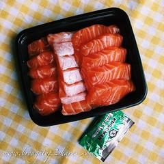 Photo 30-09-2015 12 33 21 pm (Chris & Christine (broughtup2share.com)) Tags: fish japanese frozen hokkaido rice market top sashimi salmon fresh seafood catch kualalumpur scallop kl taman sauces oug