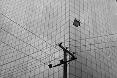 Lines, Victoria Island, Lagos | Explored (Devesh Uba) Tags: lines architecture geometry lagos nigeria electricity electricpole nepa naija lagosnigeria snapitoga