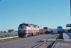 7403B-10 (Geelong & South Western Rail Heritage Society) Tags: australia aus southaustralia whyalla gmclass