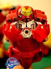 Hulkbuster custom by RICK WIP _47 (capcomkai) Tags: rick ironman ultron hulkbuster   avengersage