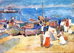 prendergast_at_shore_capri_c_1899 (Art Gallery ErgsArt) Tags: museum painting studio poster artwork gallery artgallery fineart paintings galleries virtual artists artmuseum oilpaintings pictureoftheday masterpiece artworks arthistory artexhibition oiloncanvas famousart canvaspainting galleryofart famousartists artmovement virtualgallery paintingsanddrawings bestoftheday artworkspaintings popularpainters paintingsofpaintings aboutpaintings famouspaintingartists