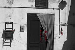 Street Matera (wowska) Tags: street centro antica matera peperoncini umbria scorcio storia anziana