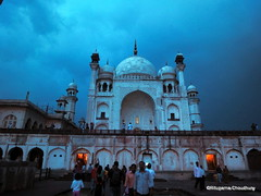 bibi ka maqbara @ aurangabad (black_coffee_blue_jeans) Tags: travel india indian maharashtra bibi ka aurangabad maqbara aurangzeb