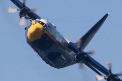 "Lockheed C-130T ""Fat Albert"" - Blue Angels (charles.agnew55) Tags: sanfrancisco usmc blueangels usnavy hercules fleetweek fatalbert usmarines usmarinecorps sanfranciscofleetweek c130t fatalbertairlines lockheedc130thercules lockheedc130t fleetweek2015 sanfranciscofleetweek2015 lockheedc130tfat albertblueangels"