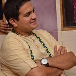 Janmashtami & Charniroad Katha - 22/8/2013