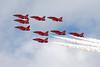 The Red Arrows (Andy C's Pics) Tags: hawk duxford redarrows raf imperialwarmuseum iwm britishaerospace royalairforce theredarrows hawkt1a ukairforce britishaerospacehawkt1a