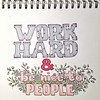 Work hard and be nice to people (Kate_Lokteva) Tags: art sketch drawing sketchbook marker draw markers artworks letraset promarkers