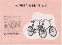 REX Cycles Dealer Brochure (England 1960's )_14 (MarkAmsterdam) Tags: england bike sport shop tricycle touring engeland fiets bycicle manufacturer sportsbike bakfiets racingbike toeren racefiets deliverybike stadsfiets cycly fietsenmaker toerfiets fietsenfabrikant