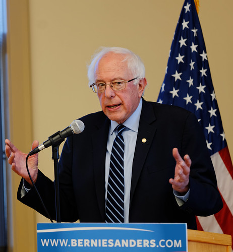 Sanders Meets New Hampshire Seniors by Michael S. Vadon, From FlickrPhotos