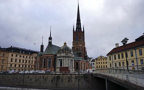 Thumbnail from Riddarholm Church