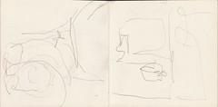 Auto fahren (raumoberbayern) Tags: summer bus pencil subway munich mnchen sketch drawing sommer tram sketchbook heat ubahn draw bleistift robbbilder skizzenbuch zeichung