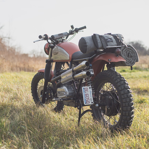 Ducati Super Scrambler