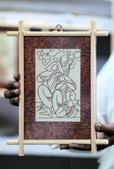 23rd West Bengal State Handicrafts Expo 2015-2016 (pallab seth) Tags: india art handicraft artist handmade crafts events culture craft fair painter craftsman handicrafts kolkata bengal artisan bangla kokata westbengal empowerment 2015 craftsfair workingpeople handicraftsman artificer economicempowerment milanmela nx300 bengalartisans beautifulbengal hastashilpa hastosilpa samsungnxseries paschimbangarajyahastashilpamela westbengalstatehandicraftsfair shilpotsav samsung85mmf14ifunctionlens