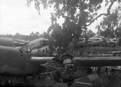 WWII Aircraft Graveyard, New Guinea (paulledger81) Tags: plane aircraft wwii lancaster bomber usaf liberator raaf raf b52 newguinea