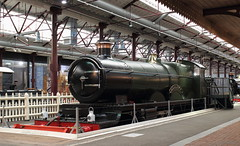 4003 Lode Star (Colin Pinchen) Tags: england colin museum train swindon steam locomotive wiltshire lodestar gwr 460 greatwesternrailway 4003 pinchen 4000class