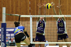 GO4G1213_R.Varadi_R.Varadi (Robi33) Tags: game girl sport ball switzerland championship team women action tournament match network volleyball block volley referees viewers aesch