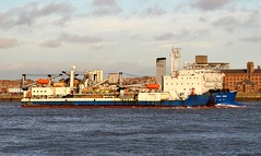 Giulio Verne (IT) (Kay Bea Chisholm) Tags: italy birkenhead cammell lairds rivermersey cablelayer alfredlock