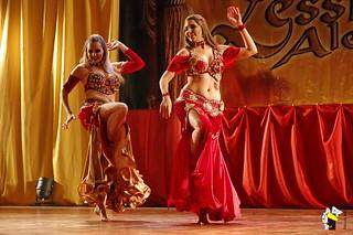 Elas Bailarinas - Belly Dance