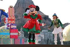 A Perfect Christmas (sidonald) Tags: tokyo disney tokyodisneysea tds tokyodisneyresort tdr aperfectchristmas christmaswishes christmas ディズニーシー パーフェクト・クリスマス クリスマス・ウィッシュ クリスマス minniemouse minnie ミニー