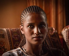 Aklil (Rod Waddington) Tags: africa african afrika afrique ethiopia ethiopian ethnic etiopia ethnicity ethiopie etiopian äthiopien tigray adigrat portrait people aklil woman
