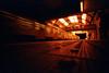 London (somekeepsakes) Tags: 2013 lcwide lomographyredscalexr london analog analogue england europa europe film lomo red redscale rot tube ubahn uk underground