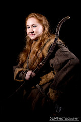 Ygritte (dgwphotography) Tags: cosplay nycc2016 nycc newyorkcomiccon nikond600 nikoncls 50mmf18g