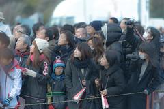 沿道の応援(全国男子駅伝) (Yuichi Yoshimoto) Tags: nikon d750 nikkor afsnikkor300mmf4epfedvr streetshot streetphotography streetsnap people
