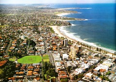 A aerial view looking northwards along Sydney's northern beaches, NSW (davemail66) Tags: sydney nsw northernbeaches