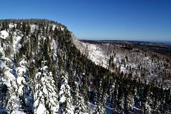 Sentier des lacs ( hiver ) (pascal_roussy) Tags: paysage landscape parcnationalforillon nature gaspésie québec canada montagne mountain nikon d3100