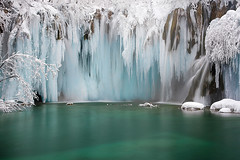 Frozen Paradise II (Palnick) Tags: plitvice croatia water ice waterfall winter nature snow lake national park landscape travel tourism environment europe clean river beautiful beauty rock blue vacation tree wood fresh famous natural view outdoors motion destination flow paradise cascade cold nobody forest spring green outdoor stream purity unesco white lush reflection pond leaf frozen plant stone lakes upperlakes sightseeing season freeze climate crystal cool icicle snowy wilderness trip frost nationalpark icy hiking flowing