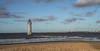 New Brighton (joanjbberry) Tags: newbrighton wallasey merseyside coast coastline sea water beach sand landscape razorshells lighthouse