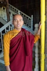 30098677 (wolfgangkaehler) Tags: asia asian southeastasia myanmar burma burmese inlelake taungtovillage villagelife villagescene village people person monastery monasteries buddhism buddhist buddhistmonk buddhistmonks buddhistmonastery buddhistmonasteries monk monks portrait closeup