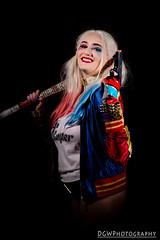 Harley Quinn (dgwphotography) Tags: cosplay nycc nycc2016 newyorkcomiccon 50mmf18g nikond600 harleyquinn dccomics dc nikoncls suicidesquad