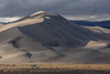 Toyota In Death Valley (Jeffrey Sullivan) Tags: death valley national park eureka dunes sand desert usa landscape nature canon 5dmarkiii road trip photo copyright 2012 jeff sullivan december