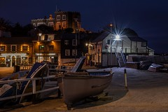Keep 'Em Peeled (James Waghorn) Tags: nikkor35mmf18 broadstairs winter water boat d7100 kent harbour sea england