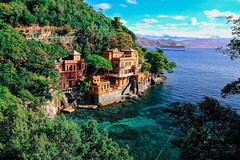 Portofino, Italy (By Hayan) Tags: portofino italy seaside travel canon7d