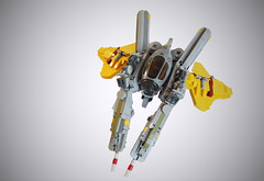 recon ship (per_ig) Tags: lego space recon ship fighter moebius