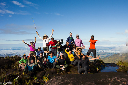 Monte Roraima 2017